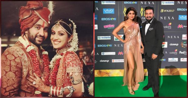 Shilpa Shetty & Raj Kundra Completed 8 Years Of Marriage & Here's Why They Are #Unbreakable