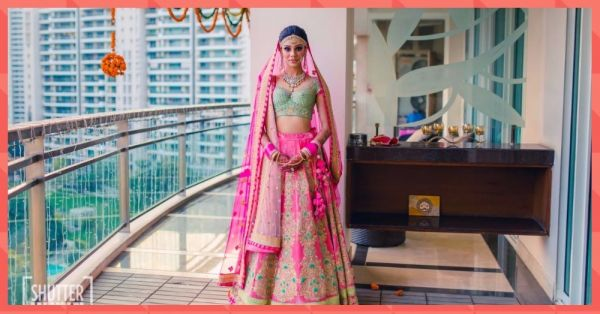 Princess Alert! We Are In Love With These Gorgeous Brides And Their *Stunning* Lehengas!