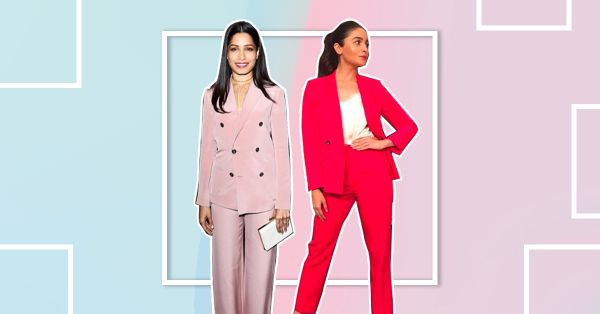 These Celebs Prove That 2017 Was The Year Of The Pantsuit