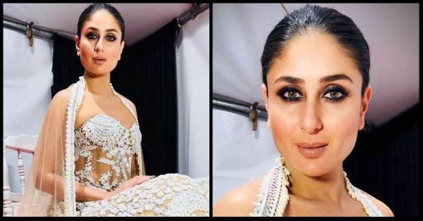 Be A Showstopper With This Step-By-Step Breakdown Of Bebo's Sultry Make-Up Look!
