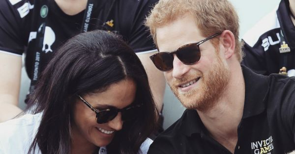 When Harry Met Meghan: The Royal Couple Are Engaged To Be Married & We Just Can't…!