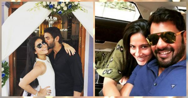 Shabir Ahluwalia's Anniversary Message To Wife Kanchi Kaul Is SO Adorbs!
