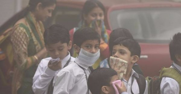 Air Pollution Is Causing Impaired Lungs In Children. Can We Wake Up Now?