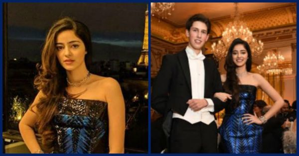 Chunky Panday's Daughter Just Charmed Us At The Bal Des Débutantes 2017 in Paris