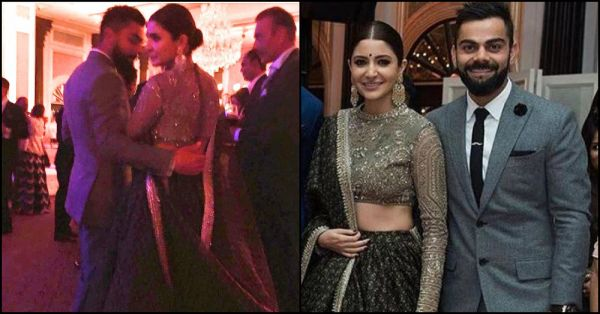 Virat & Anushka Dancing At Zaheer Khan's Reception Is Every Desi Couple EVER!