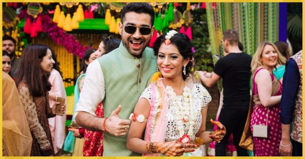 Here Are 11 Things We Loved About This Super Cool Delhi Wedding & We're Sure You Will Too!