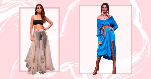 Shibani Dandekar Set 'The Stage' On Fire With Her Style!