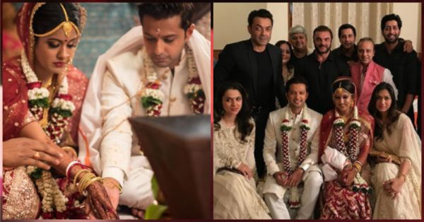 Actor Vatsal Seth Tied The Knot In A Hush-Hush Ceremony & Here Are All The Pictures!