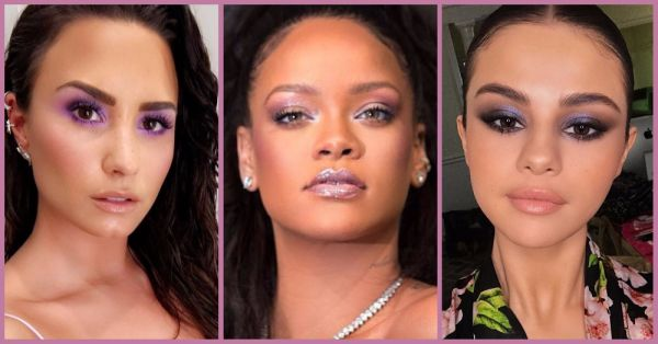 Colour Me Purple: We Are In Love With These Celebrities Sporting The Lavender Eye Look!