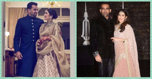 Sagarika Ghatge Gave Us Five Elegant Bridal Looks & We're In LOVE With All Of Them!