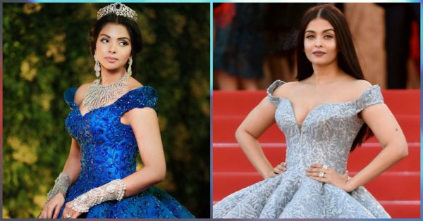 Remember Aishwarya's Cinderella Gown From Cannes? This Bride Wore The Same At Her Wedding!