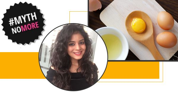#MythNoMore: Is Egg Yolk Really GOOD For Your Hair?