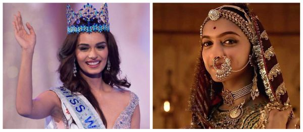 Manushi Chillar Speaks Up About The Padmavati Controversy And It's Empowering!