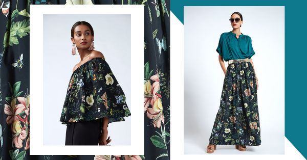 The Payal Singhal X Label Life Collab Is A Floral Frenzy We Can't Say No To!