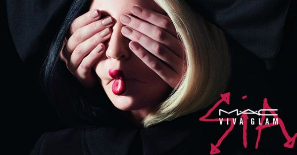 You Can Almost See Sia's Face In M.A.C's New #WorldAIDSDay Campaign