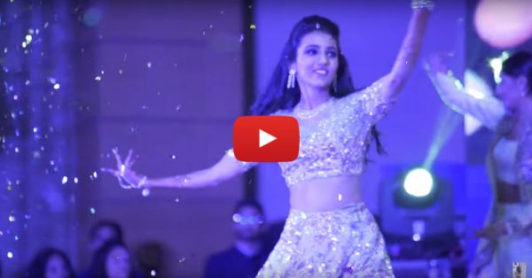 This Bride's Entry On 'Afreen Afreen' Is Just SO Dreamy!