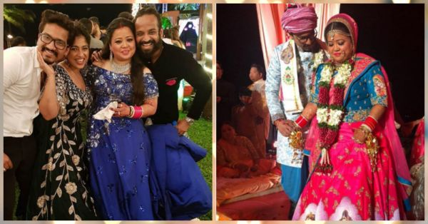 Bharti Singh's Goa Wedding Was Full Of Love, Laughter And #ChillVibes!