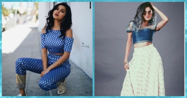 YouTube Sensation Vidya Vox Is Giving Us Major Shaadi Fashion Inspiration - Here's Proof!