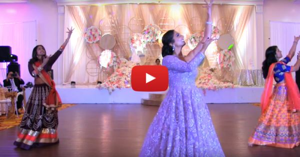Deepica Mutyala's Dance At Her Sister's Engagement Will Leave You Mesmerized!