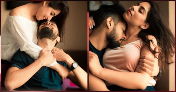 This Couple Is Setting A New Trend With Their *Intimate* Pre-Wedding Photo Shoot!