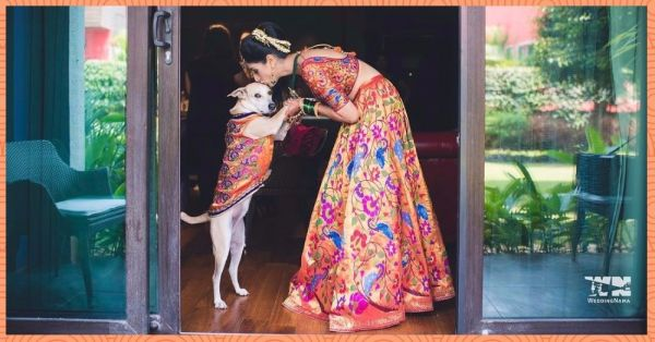 Puppy Love, Much? Here Are Some *Adorable* Doggie Moments From The Shaadis Of 2017!
