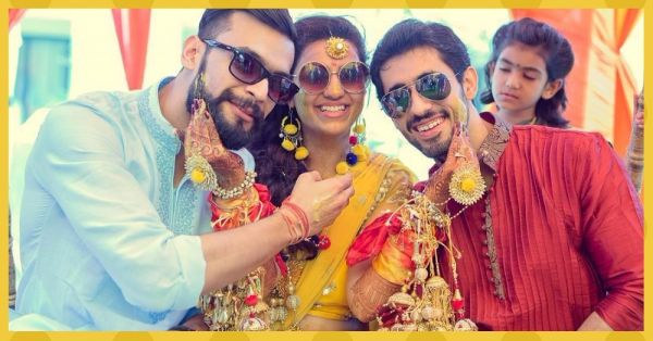 Hey, Dulhan Ke Bhai! Here's A List Of Everything You HAVE To Do At Your Sister's Shaadi!