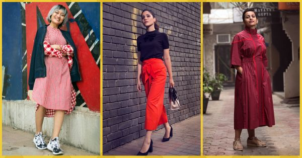 5 Shades Of Red That Are Ruling The Streets!