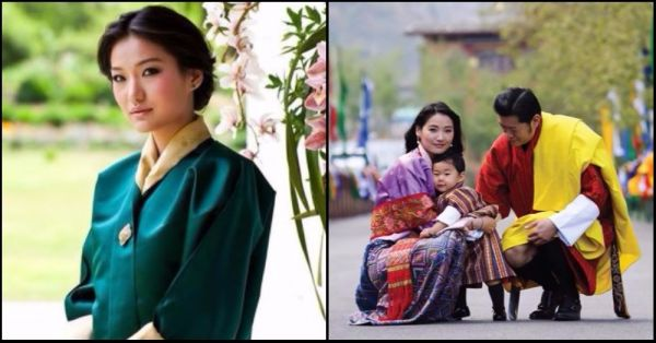 Meet Bhutan's Jetsun Pema, The Youngest Queen In The World