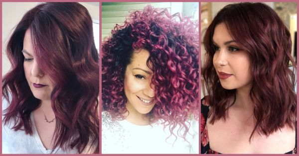 Mulled Wine In Your Glass AND Your Hair: This Hair Colour Is Perfect For The Holiday Season!