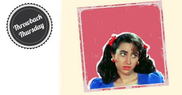 Ello Ello: We Recounted The Many Make-Up Mishaps With Karisma Kapoor & Raveena Tandon  In Andaz Apna Apna