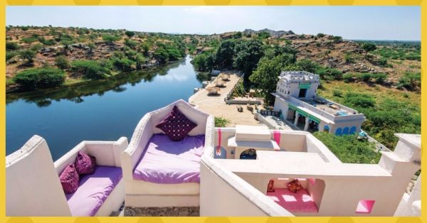 #HoneymoonDiaries: This Pretty Resort In Rajasthan Is Perfect For That Romantic Escapade!