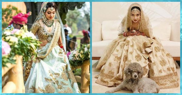 10 Gorgeous Lehengas To Prove That Sabyasachi Is The Master Of Bridal Fashion!