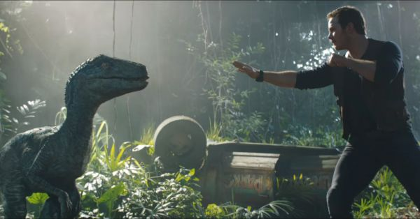 Jurassic World Trailer Is Out And We're Thrilled The Dinosaurs Are On Our Side!