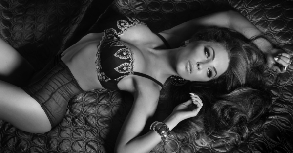 The Naughty Girl's Guide To Sexy Lingerie