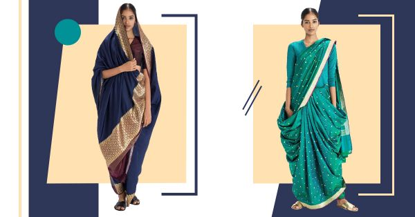 New And *Stylish* Ways To Drape A Saree
