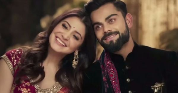 Anushka Sharma And Virat Kohli Might Be Getting Married In Milan & We Just Can't Wait!
