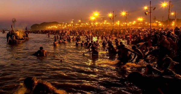 Kumbh Mela Bags A Spot On UNESCO's Intangible Cultural Heritage Of Humanity List