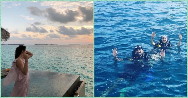 Zaheer & Sagarika Chilling In Maldives Is Like Every Newlywed Couple EVER!