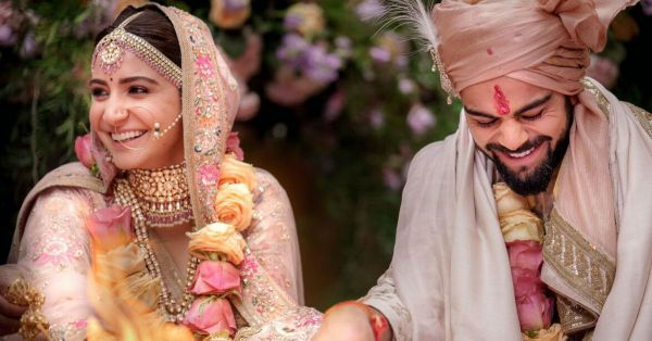 Everything To Know About The Virat And Anushka Wedding: Venue, Celebrations & More