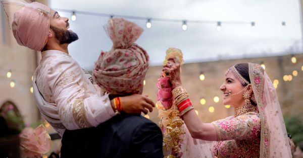 Virat Kohli And Anushka Sharma Are Married, It's Officially Confirmed!