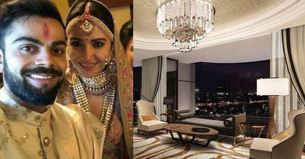 Virat And Anushka's Home Post The Wedding Will Be This Luxury Apartment In Mumbai