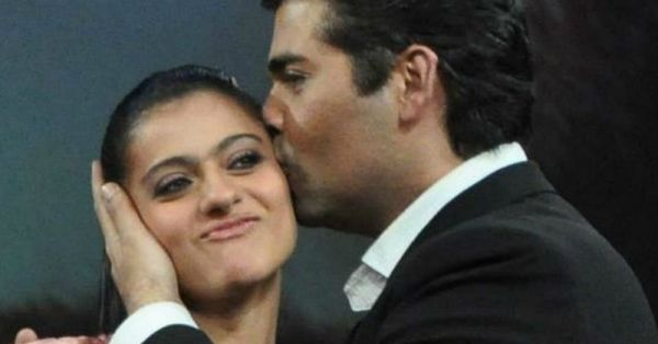 Karan Johar & Kajol Have Been Giving Us Friendship Goals Way Before K3G Happened
