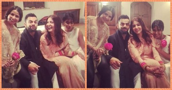 New Virushka Pictures Are Here To Make You Gush Over The Newly Weds, Yet Again