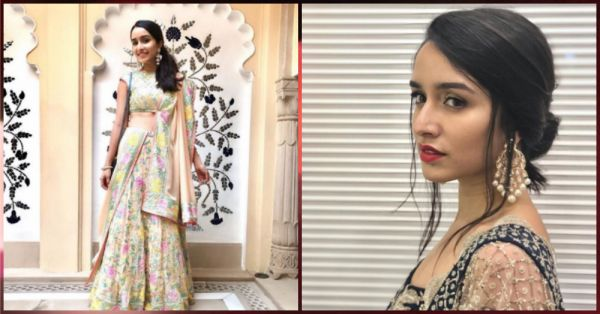 Dear Shraddha, We *Love* How You're Rocking Your Bestie's Shaadi!
