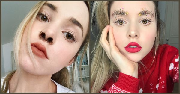 Weirdest Beauty Trends That Took Over Your Instagram Feed In 2017!