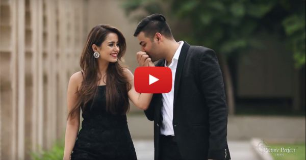 He Was Not Mr. Perfect But He Was Definitely Her Mr. Right - This Shaadi Video Is Adorable!