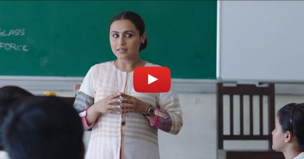 Rani Mukerji Is Back With 'Hichki' & HOW! The Trailer Will Give You All The Feels