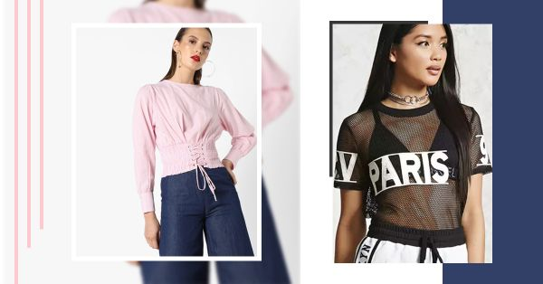 Different Types Of Tops Every Woman Needs In Her Wardrobe!