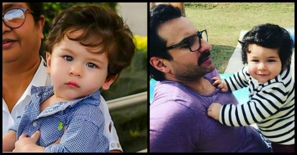 6 Times Celebs Went Crazy Over Taimur Ali Khan's Cuteness