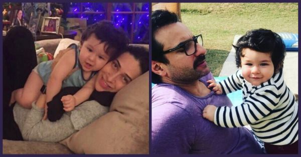 Taimur Ali Khan Is As Stylish As His Parents & Here's Proof!
